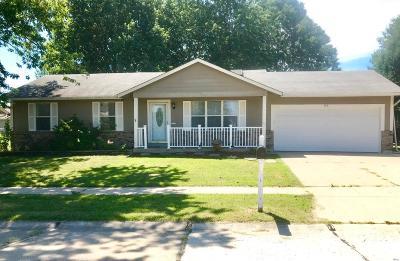 Single Family Home For Sale: 93 Royal Oaks Drive