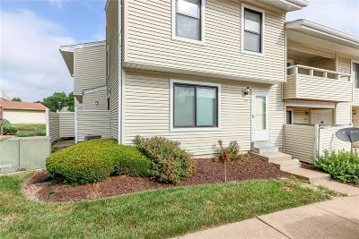 St Peters Condo/Townhouse For Sale: 593 Summer Winds