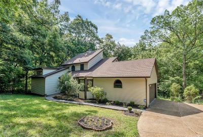 Single Family Home For Sale: 5574 Butler Hill Road