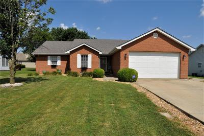 Shiloh Single Family Home Option: 916 Mayfair Drive