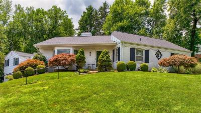St Louis Single Family Home For Sale: 12 Colonial Hills Parkway