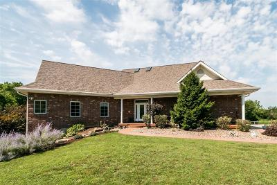 St Clair County Single Family Home For Sale: 1840 Saint Francis Rock Road