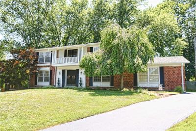 Chesterfield Single Family Home For Sale: 14664 Laketrails Court