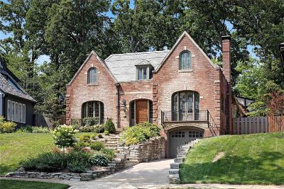 Single Family Home For Sale: 7449 Kingsbury Boulevard
