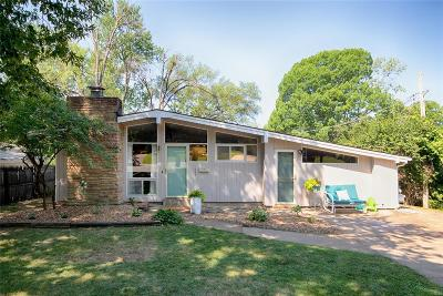 Single Family Home Contingent No Kickout: 1533 Fournier Drive