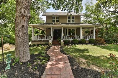 St Louis Single Family Home For Sale: 412 South Elm Avenue