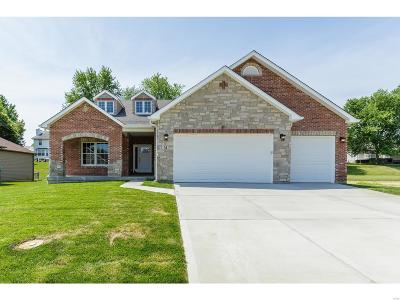 Single Family Home For Sale: 34 Expedition Trail Court
