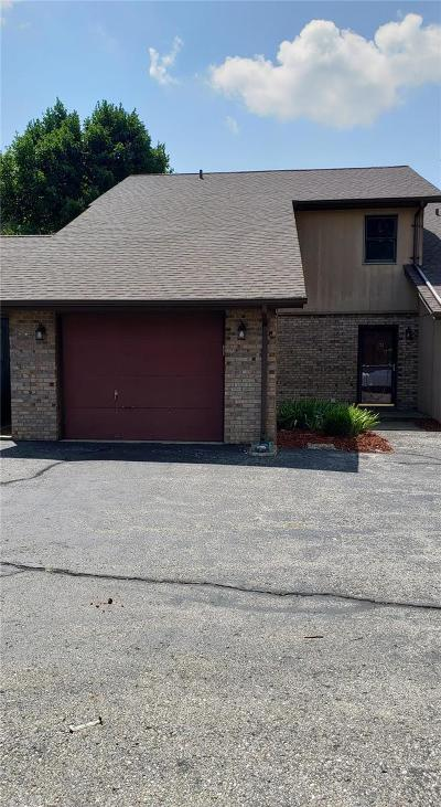 Collinsville Single Family Home For Sale: 1945 Ramada Boulevard