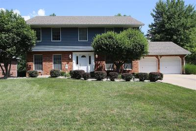Belleville Single Family Home For Sale: 13 Pebble Hill Drive