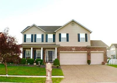 Single Family Home Contingent No Kickout: 2203 Homefield Grove Drive