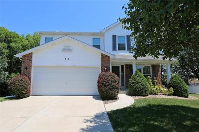Single Family Home For Sale: 82 Fawn Oaks Drive