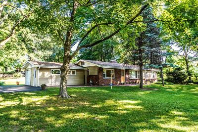 Single Family Home For Sale: 925 Woodcrest Lane