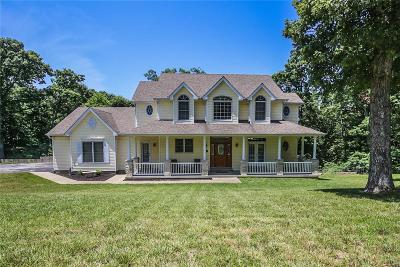 Eureka Single Family Home For Sale: 3559 Hawthorne Ridge Drive