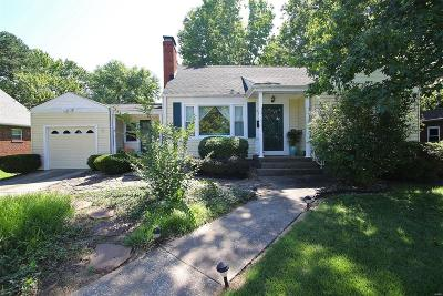 Edwardsville IL Single Family Home Coming Soon: $165,000