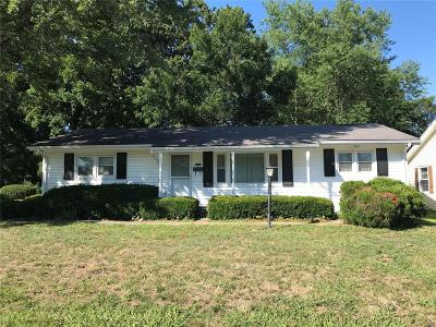 Pike County Single Family Home Contingent No Kickout: 307 Boyd Drive