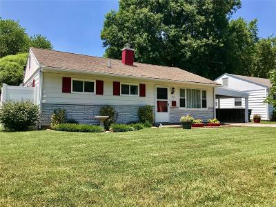 Belleville Single Family Home For Sale: 905 North 38th Street