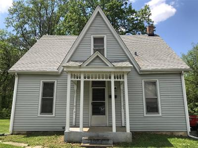 Collinsville Single Family Home For Sale: 525 North Guernsey Street