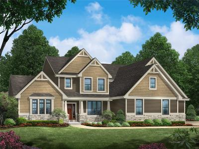 Des Peres New Construction For Sale: 11912 Claychester Drive