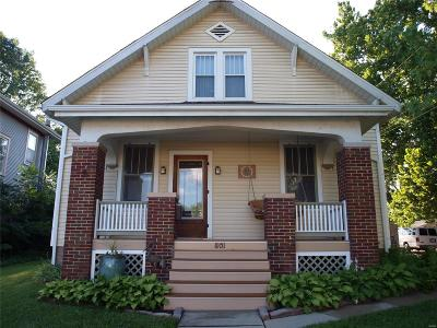 St Charles Single Family Home For Sale: 801 South 6th
