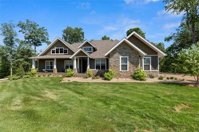 Lincoln County Single Family Home For Sale: 17 Little Lake