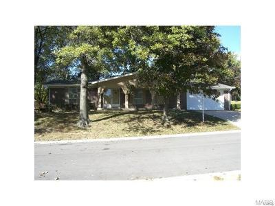 St Charles Single Family Home For Sale: 3500 Huntington Lane