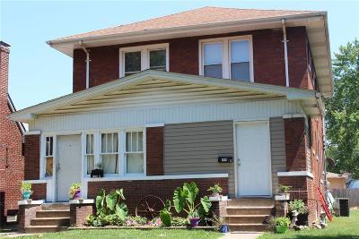 Granite City Multi Family Home For Sale: 2510 Edison