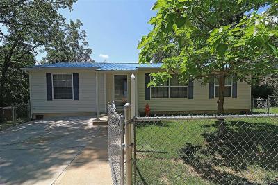 Single Family Home For Sale: 4990 Plattin Road