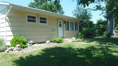 St Louis MO Single Family Home For Sale: $145,000