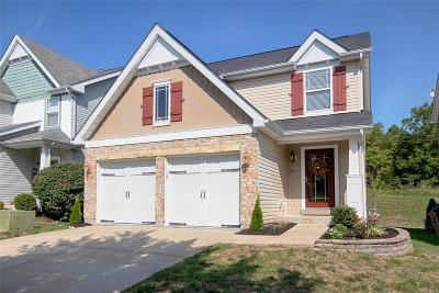 Lake St Louis Single Family Home For Sale: 441 Parkgate