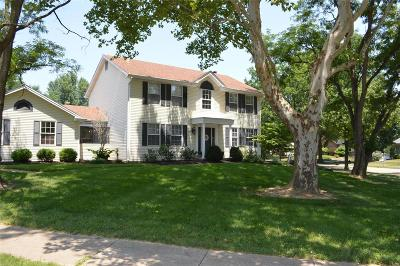 Chesterfield Single Family Home For Sale: 1488 Asterwood Court
