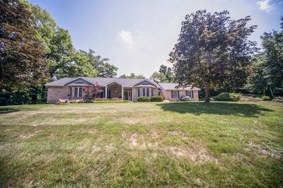 Belleville Single Family Home For Sale: 8412 Dupont Lane