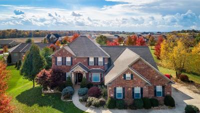 Columbia Single Family Home For Sale: 1535 Lovell Landing