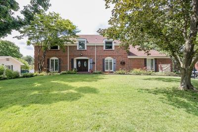 ST CHARLES Single Family Home For Sale: 901 Indian Hills Drive