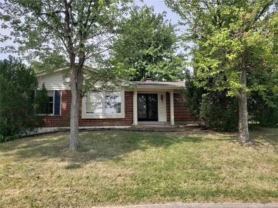 Bridgeton Single Family Home For Sale: 11783 Buddington