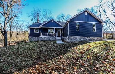 Catawissa Single Family Home For Sale: 2641 Nike Base Road