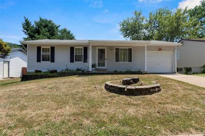 Imperial Single Family Home For Sale: 3852 Red Bud Drive