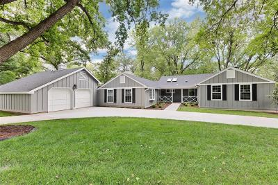 Frontenac Single Family Home For Sale: 10504 Conway Road
