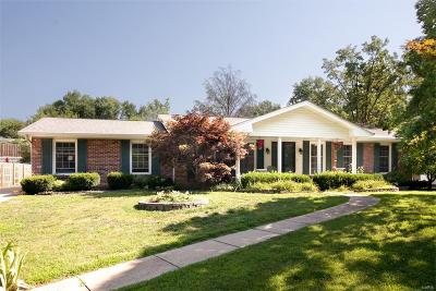Creve Coeur Single Family Home For Sale: 64 Morwood