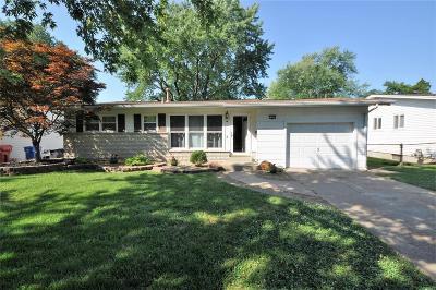 Single Family Home For Sale: 820 Carmelita Lane