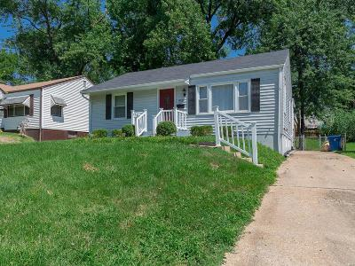 St Louis MO Single Family Home Contingent No Kickout: $92,500