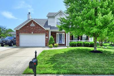 Edwardsville Single Family Home For Sale: 2407 Doral Court