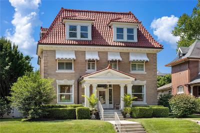 St Louis Single Family Home For Sale: 2950 Milton Boulevard