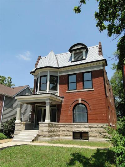 St Louis Single Family Home For Sale: 5939 Maple Avenue