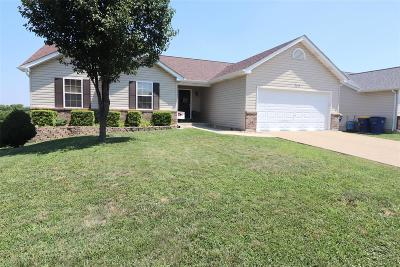 Single Family Home For Sale: 2313 West Ridge Drive