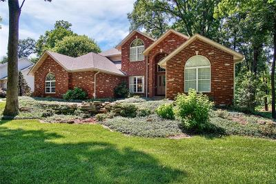 Maryville Single Family Home For Sale: 1 Stonebridge Crossing Dr.