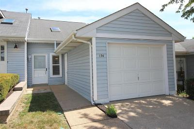 Valley Park Condo/Townhouse Contingent No Kickout: 154 Inverness