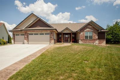 Single Family Home For Sale: 25 Fieldstone Estates Court