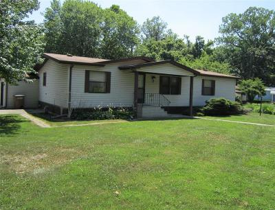 Belleville IL Single Family Home For Sale: $24,900