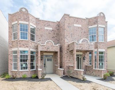 St Louis Condo/Townhouse For Sale: 5233 Shaw Avenue
