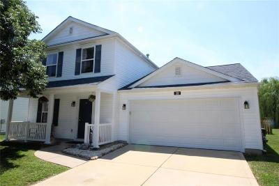 Mascoutah Single Family Home For Sale: 212 Falling Leaf Way